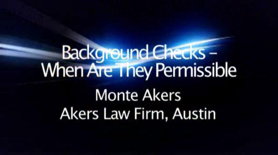 BackgroundChecks