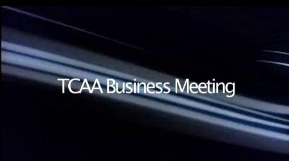 TCAABusinessMeeting